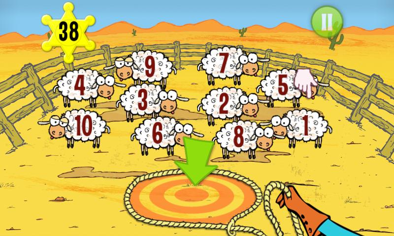 RangerKidz Counting Corral- screenshot