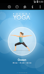 Pocket Yoga - screenshot thumbnail