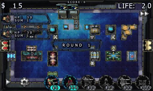 Galaxy Wars Tower Defense v1.7.6