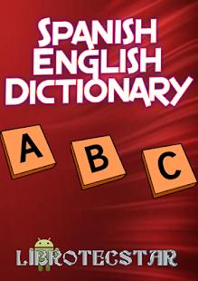 Diccionario Español-Inglés