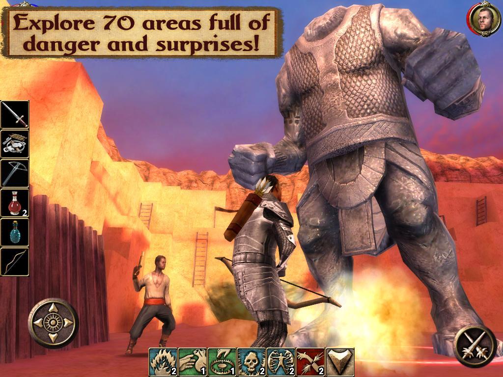 The Shadow Sun screenshot #15