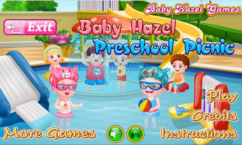Baby hazel preschool picnic android apps on google play