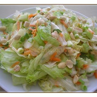 Oriental Salad.