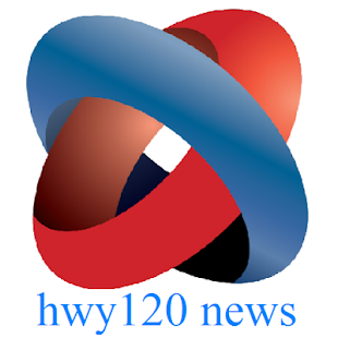 hwy120 News- screenshot thumbnail