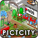 PICTCITY ~THE TOWN~ icon