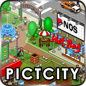 PICTCITY ~THE TOWN~