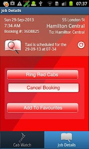 Red Cabs screenshot 6