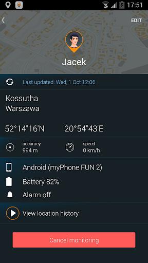 【免費生活App】mapGO24 Lokalizator-APP點子