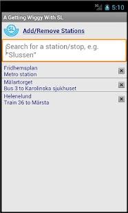 SL Widget - screenshot thumbnail