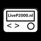 LiveP2000.nl - Meldingen BETA