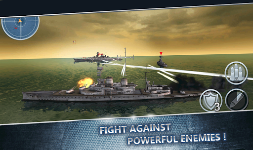 Tải Game Ultimate Sea Battle 3D v1.4.3 Hack Full Tiền Cho Android