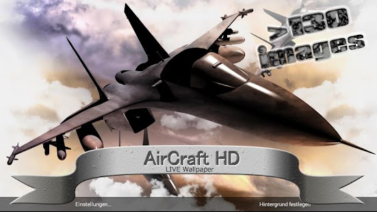 Top Airforce HD Live Wallpaper - screenshot thumbnail