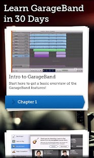 Learn GarageBand in 30 Days - screenshot thumbnail