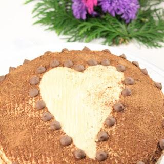 Tiramisu Cake- Non-Alcoholic and Gluten Free