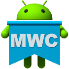Android MWC icon