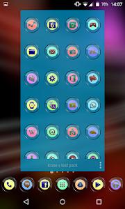 Tony Pastello Glass Icon Pack v1.0.0