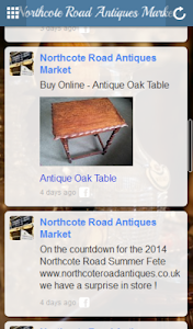 Northcote Antiques screenshot 2