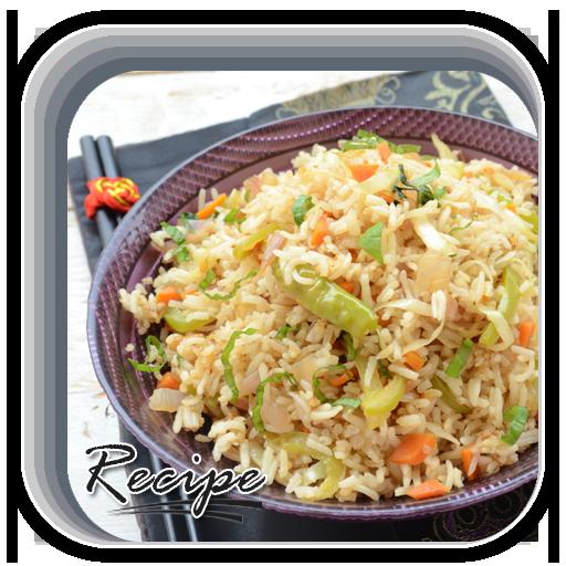 Recipe Chinese Fried Rice 生活 App LOGO-APP試玩