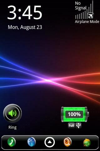 Signal Strength Widget - screenshot