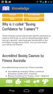 Boxing Confidence- screenshot thumbnail