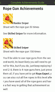 cut the rope 1 guide