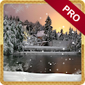 Winter Scenery LWP icon