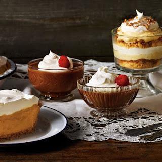 Delectable Desserts.