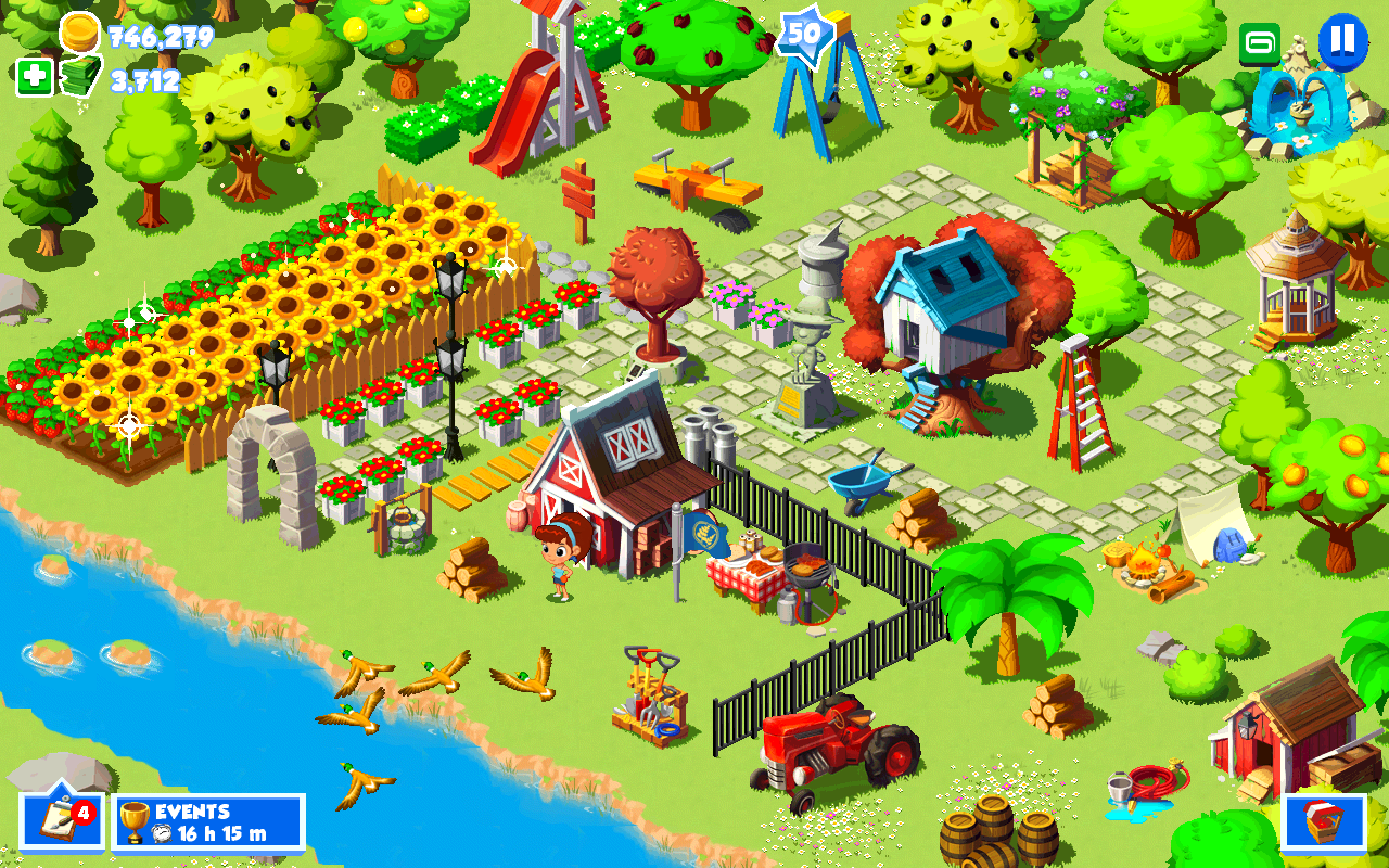 Green Farm 3- screenshot