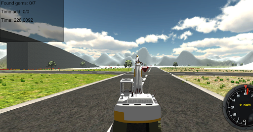 Crawler Crane Simulator 3D