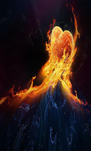 Fire Beautiful HD Wallpaper