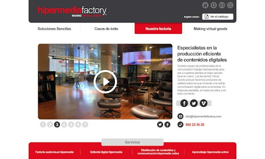 Hipermedia Factory- screenshot thumbnail