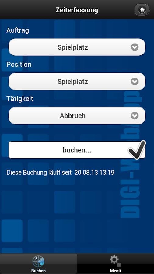 digi webapp
