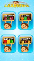Screenshot of Kids Education