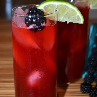 Blackberry Margarita's