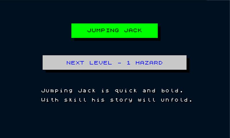 Jumping Jack - screenshot