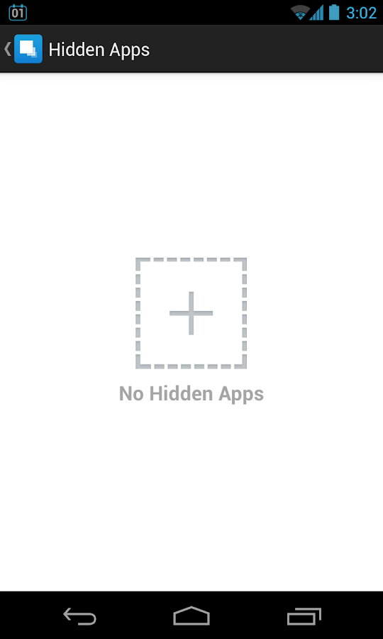 Hide App-Hide Application Icon- ekran görüntüsü