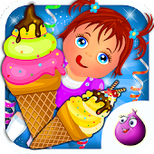 Ice Cream Maker - Kids Cooking