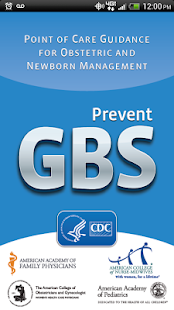 Prevent Group B Strep(GBS)- screenshot thumbnail