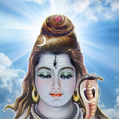 Shiva on Moving Sky