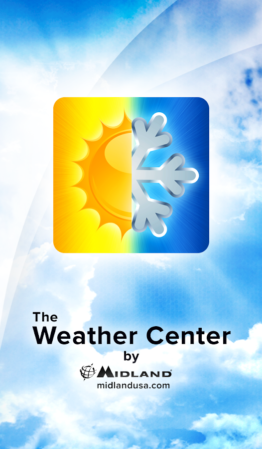 The Weather Center- screenshot