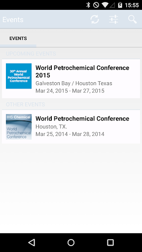 IHS Petrochemical Conference