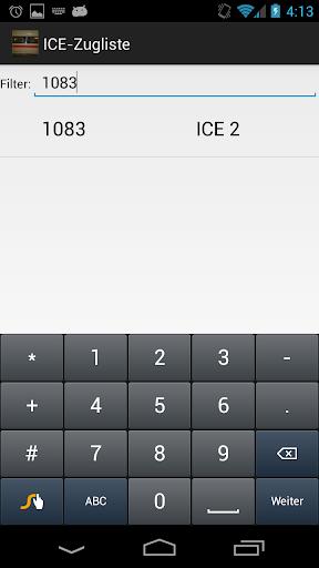 ICE-List