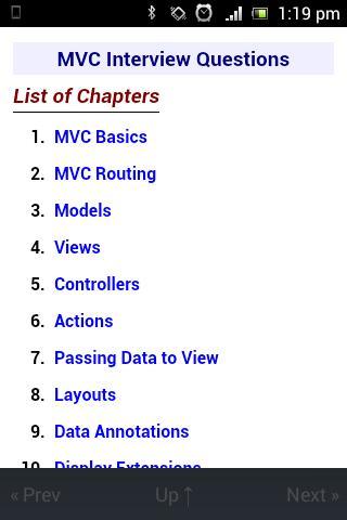 DOTNET MVC Interview Questions
