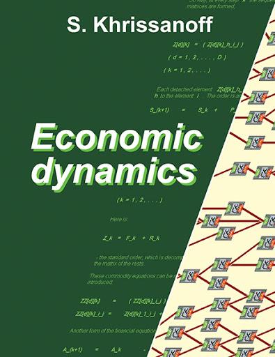 Economic dynamics cover