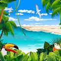 Puzzles tropicales icon