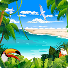 Tropical Puzzles icon