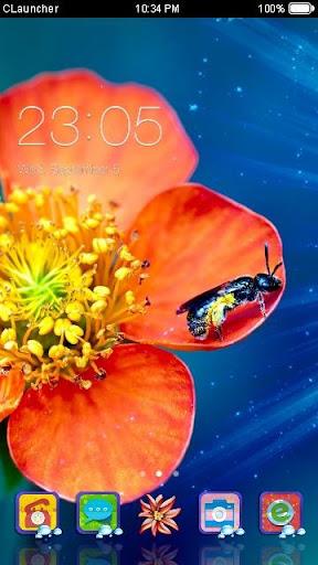 Gorgeous Flower Theme