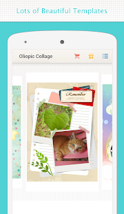 Oliopic Collage Cool Photo- screenshot thumbnail