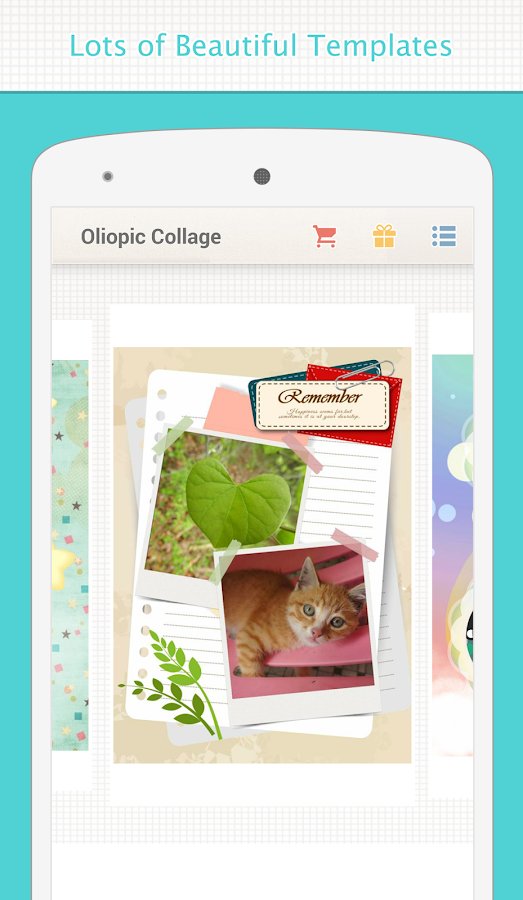 Oliopic Collage Cool Photo- screenshot