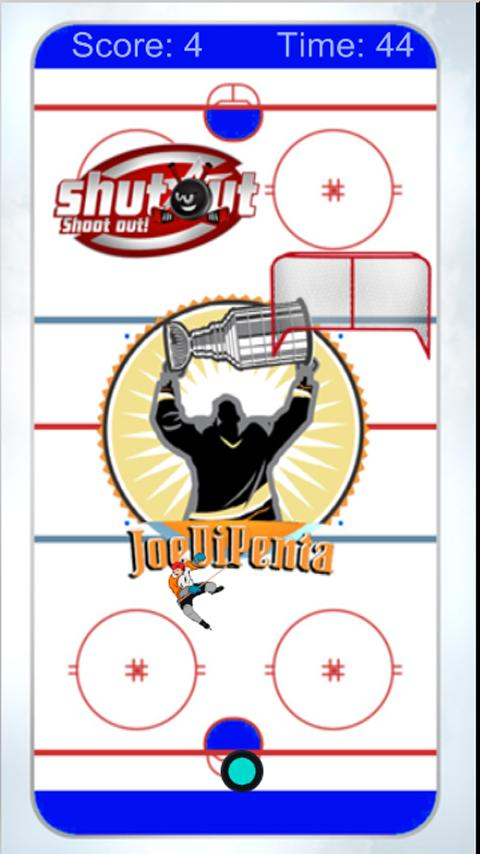 Shut Out Shoot Out - screenshot